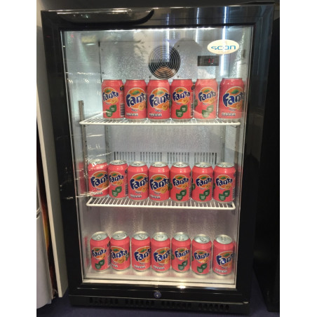Frigo bar 1 porte led