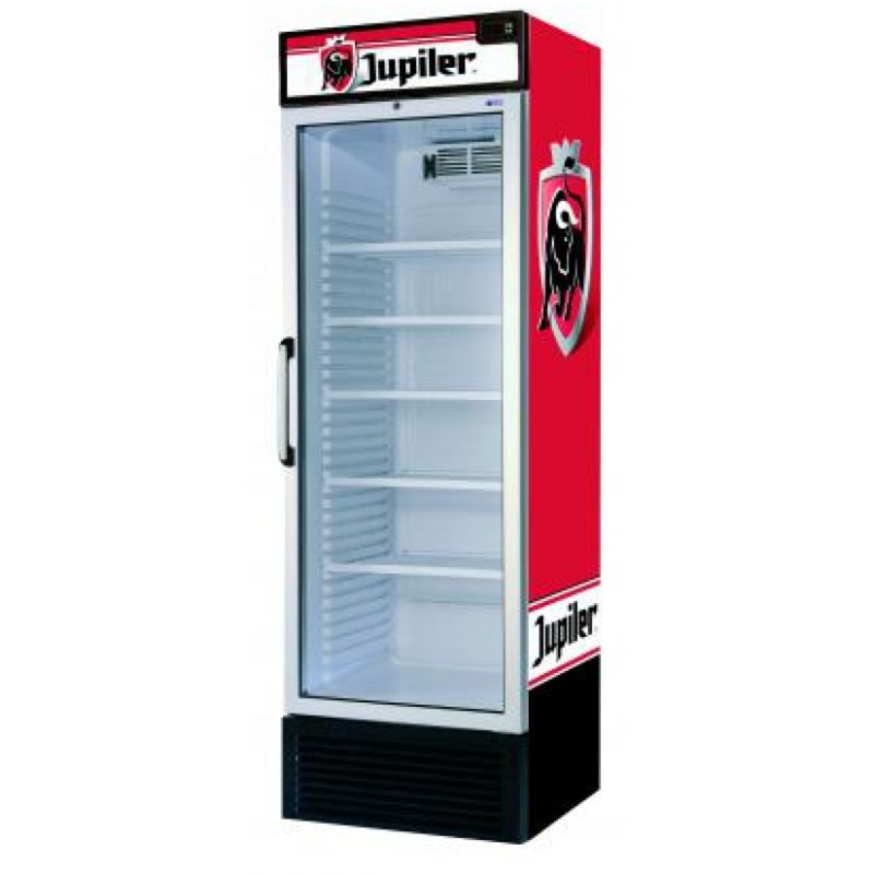 Armoire Refrigeree Vitree Positive Jupiler Lettrage Stickers