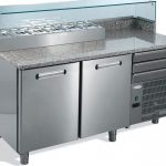 table-a-pizza-refrigeree-2-portes-inox-ice-shop