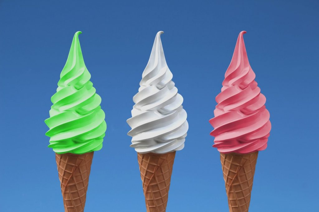Glace italienne